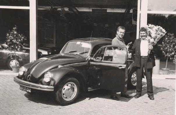 Verkoop van een prachtige VW Kever